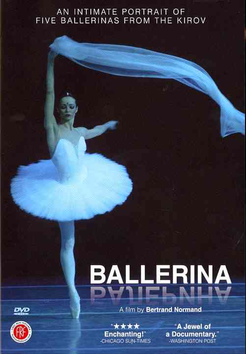 BALLERINA BY NORMAN,BERTRAND (DVD)