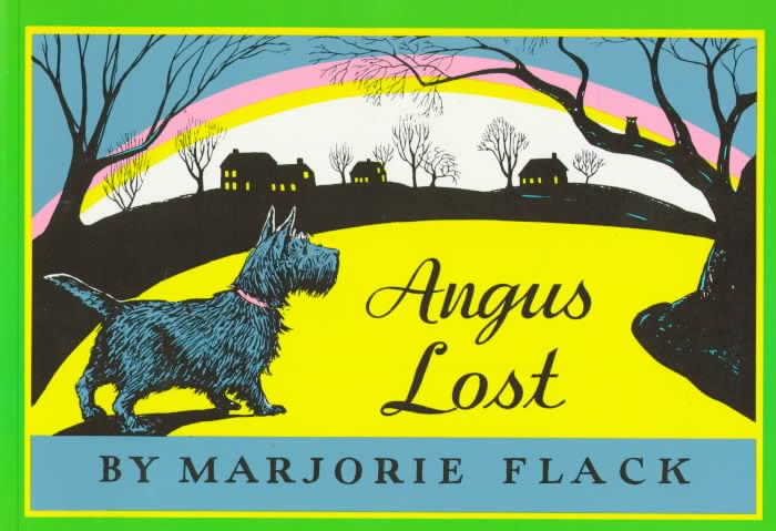 Angus Lost By Flack, Marjorie